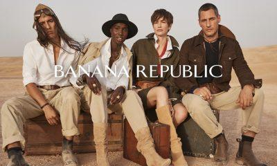 Banana Republic Repositions with a Nostalgic Play