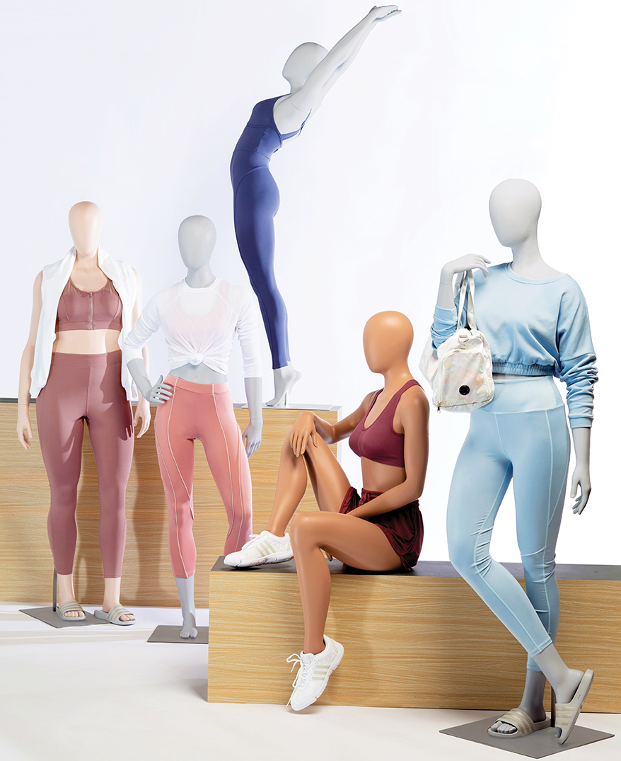 Check Out Our Newest Products: Mannequins and Forms & Signage/Graphics