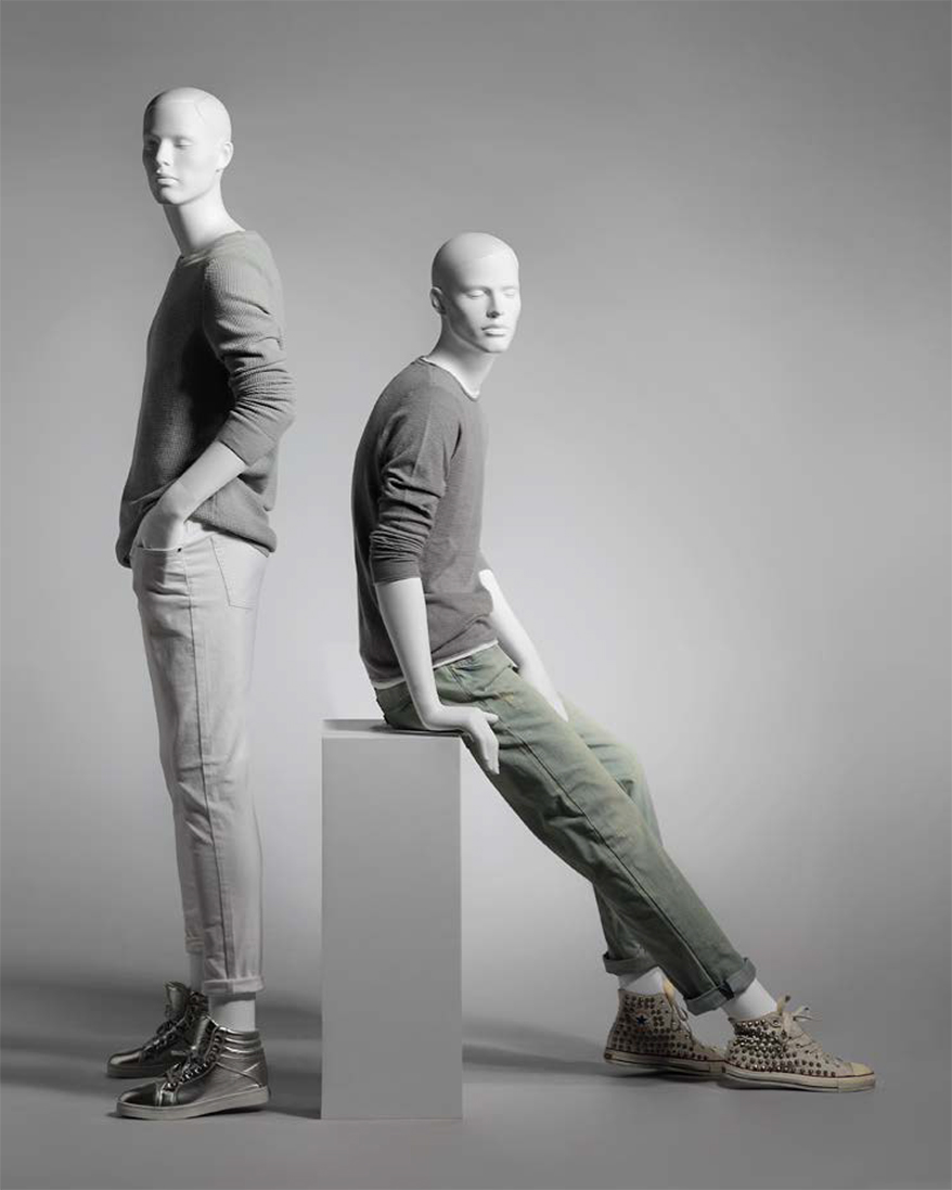 Gender Mannequins' Collections