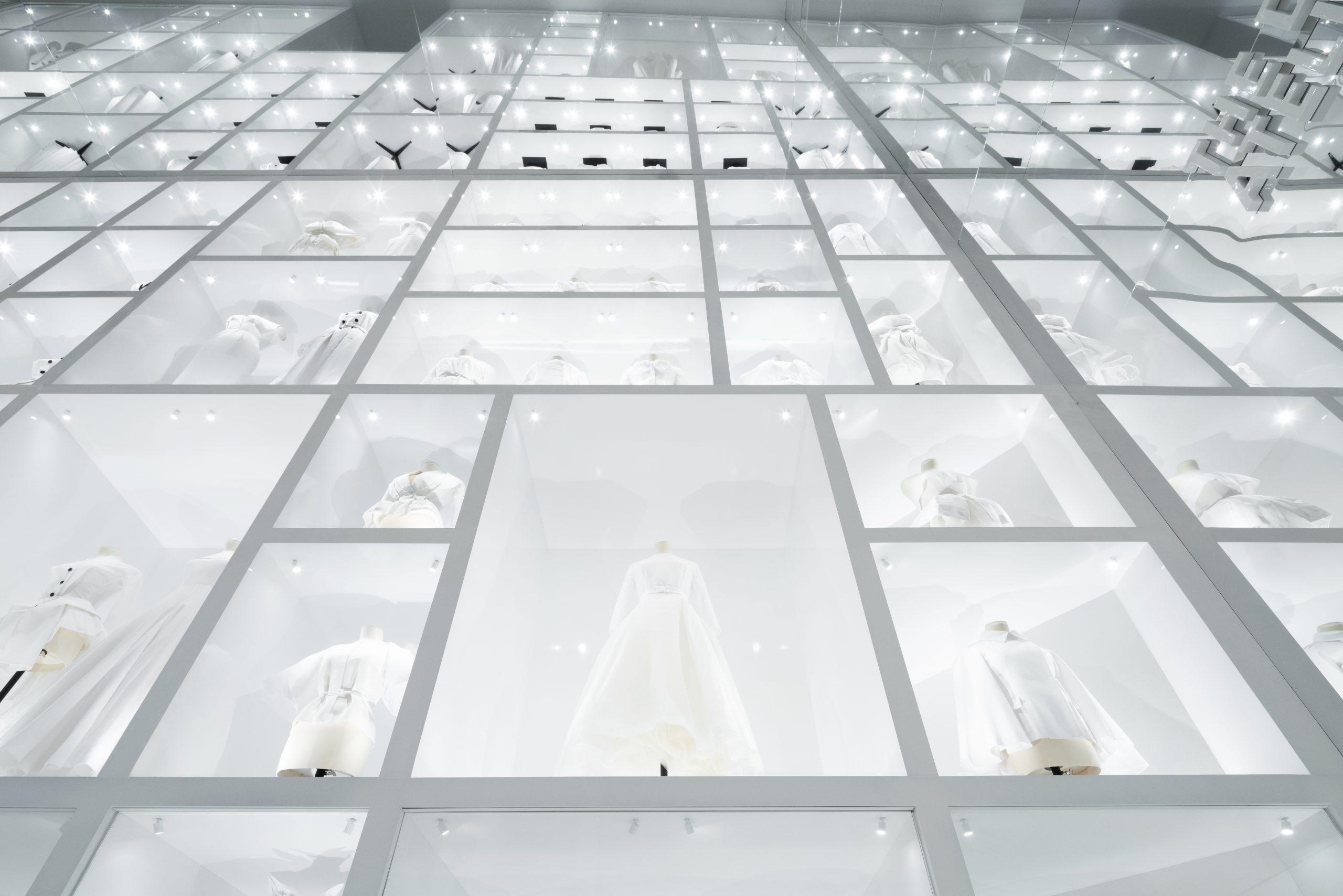 Christian Dior Exhibit at Brooklyn Museum Celebrates Fashion Designer's Genius