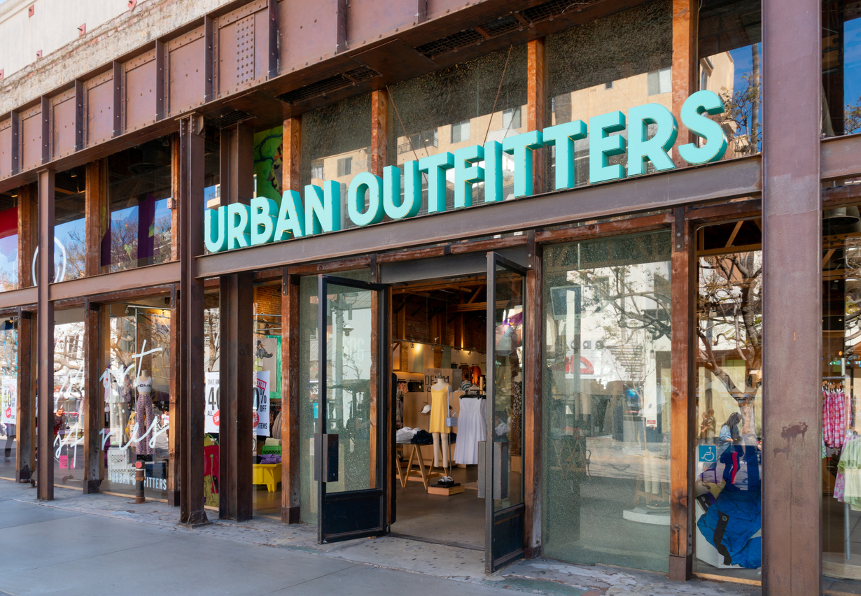 Urban Outfitters Introduces Resale Marketplace